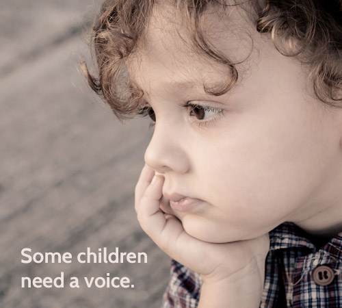 Every child deserves a voice